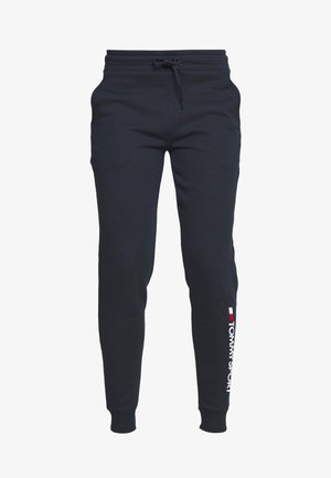CUFF LOGO - Trainingsbroek - blue