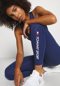 Tommy Sport - Leggings - blue - 3