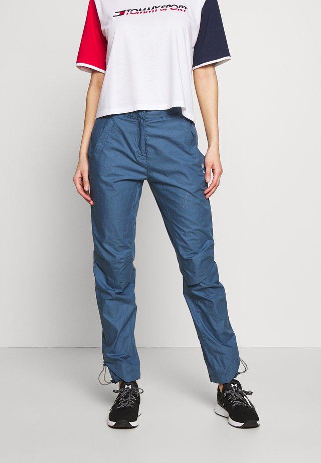 RUNNING PANT LAB  - Outdoorové kalhoty - blue