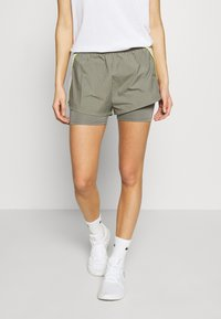 Tommy Sport - SHORTS - Sports shorts - grey - 0