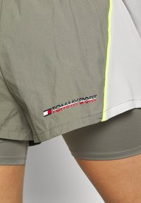 Tommy Sport - SHORTS - Sports shorts - grey - 5