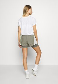 Tommy Sport - SHORTS - Sports shorts - grey - 2