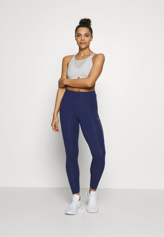 LEGGING - Legging - blue