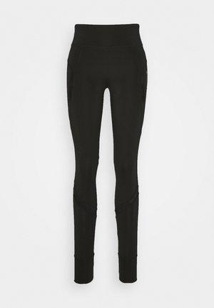 FULL LENGTH TRAINING LEGGING - Legging - black