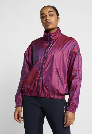 FLAG TRACK JACKET - Trainingsvest - red