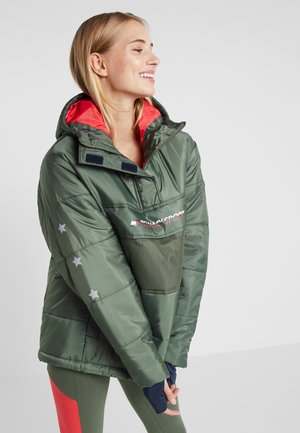 BLOCK INSULATION JACKET - Giacca invernale - green