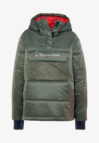 Tommy Sport - BLOCK INSULATION JACKET - Vinterjakke - green - 7