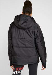 Tommy Sport - BLOCK INSULATION JACKET - Zimní bunda - black - 2