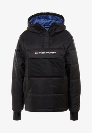 BLOCK INSULATION JACKET - Winterjacke - black