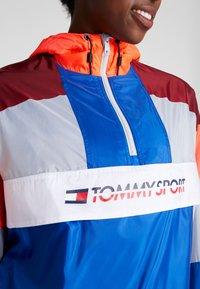Tommy Sport - BLOCK INSULATION JACKET - Trainingsvest - blue - 4