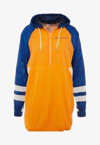Tommy Sport - WINDBREAKER DRESS - Cortaviento - orange - 3