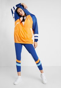 Tommy Sport - WINDBREAKER DRESS - Cortaviento - orange - 1