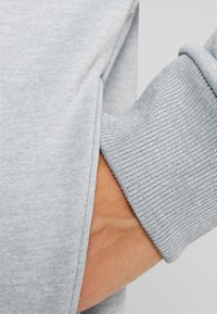 Tommy Sport - ZIP UP HOODY - Fleecejas - grey - 5