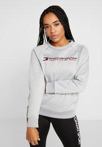 Tommy Sport - CREW NECK - Sweater - grey - 0