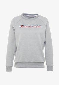 Tommy Sport - CREW NECK - Sweater - grey - 4