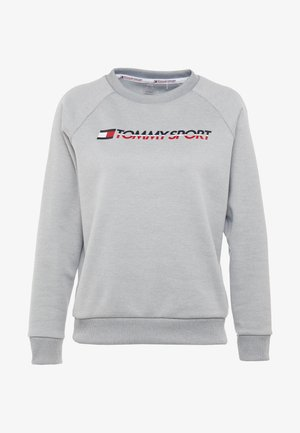 CREW NECK - Sweater - grey