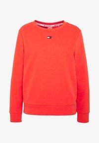 Tommy Sport - CREW  - Sweater - orange - 5