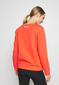 Tommy Sport - CREW  - Sweater - orange - 2