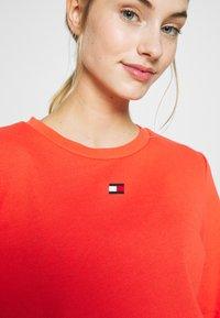 Tommy Sport - CREW  - Sweater - orange - 6