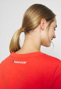 Tommy Sport - CREW  - Sweater - orange - 4
