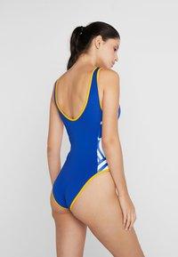 Tommy Sport - GRAPHIC BODYSUIT - Survêtement - blue - 2