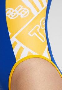 Tommy Sport - GRAPHIC BODYSUIT - Survêtement - blue - 6