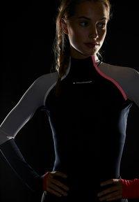 Tommy Sport - TRAIN WARM BODYSUIT - Trainingsanzug - blue - 3