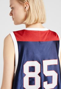 Tommy Sport - ARCHIVE DRESS LOGO - Vestido de deporte - blue - 5