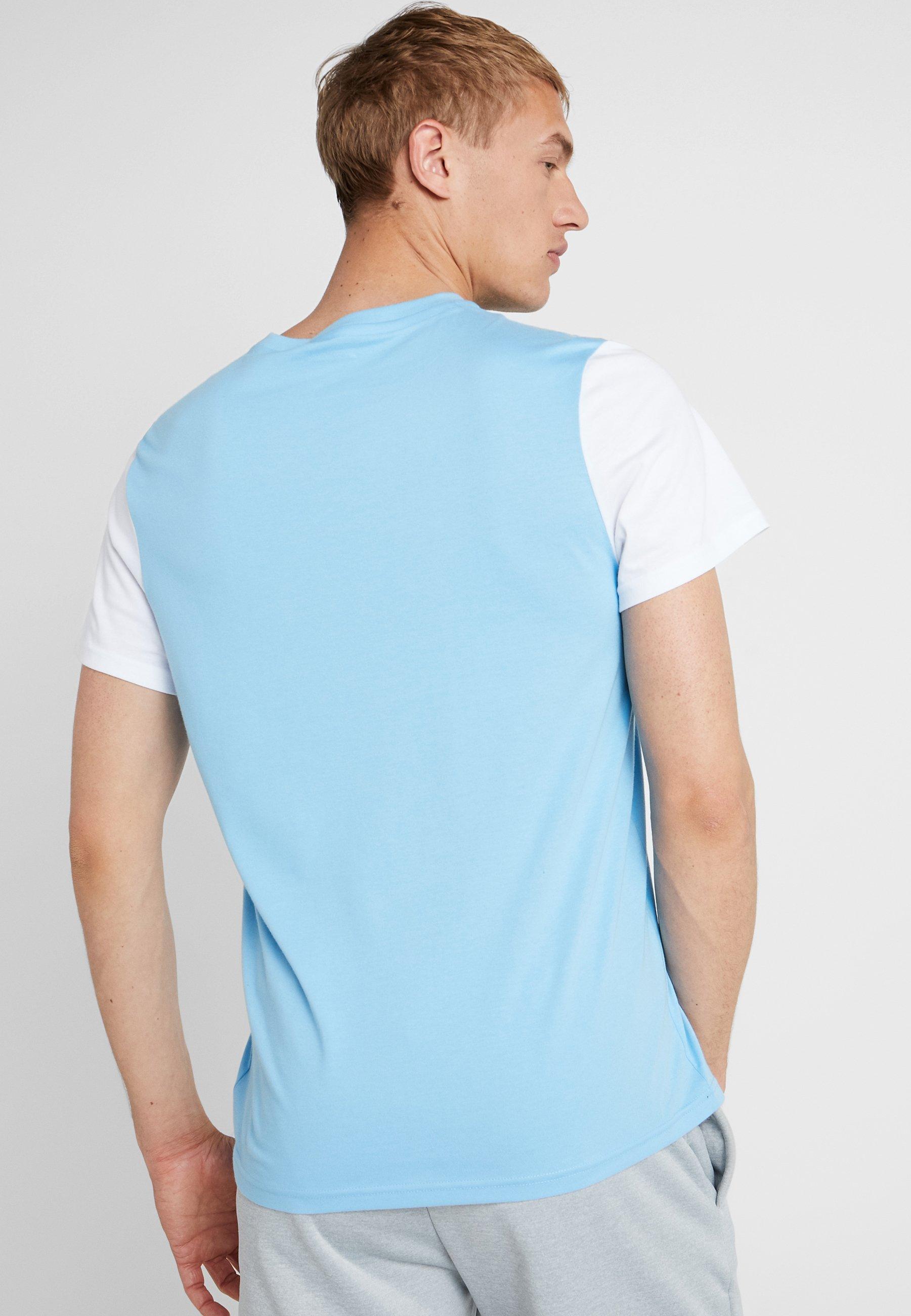 Alaskan Imprimé Blue Sport Core Tommy Logo shirt Colourblock TeeT MpzSUV