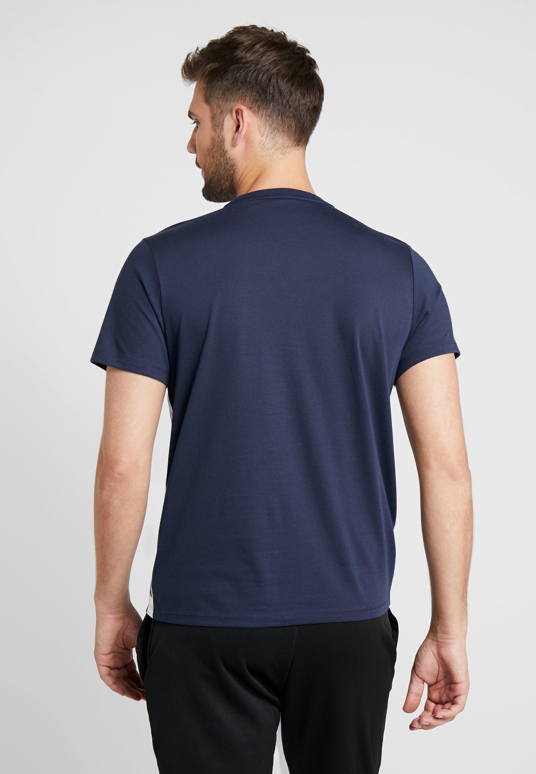 Navy shirt Imprimé Sport TeeT Tommy Tape 6yfbmY7gvI