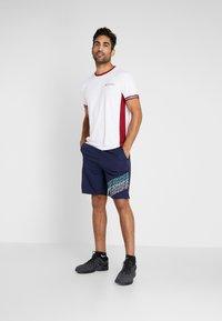 Tommy Sport - CLASSICS TEE - T-shirt print - white - 1