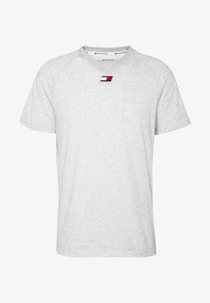 CHEST LOGO - T-shirt basic - grey