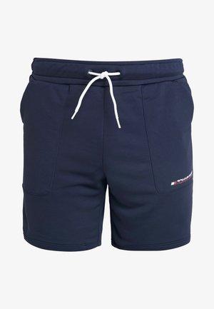 GRAPHICS SHORTS - Short de sport - sport navy