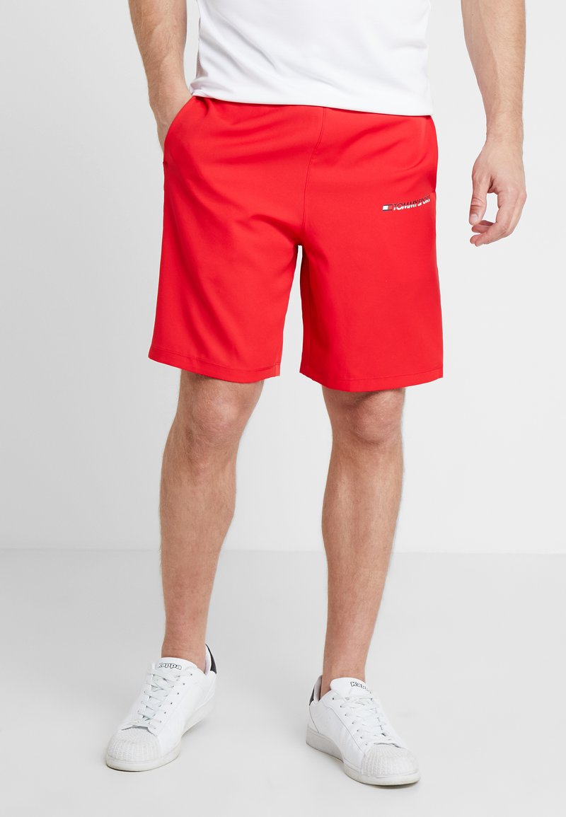 Tommy Sport - CORE SHORT  - Sports shorts - true red