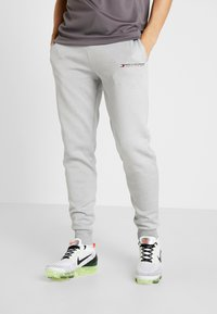 Tommy Sport - JOGGER LOGO - Trainingsbroek - grey - 0
