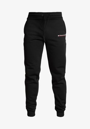 JOGGER LOGO - Pantalon de survêtement - black