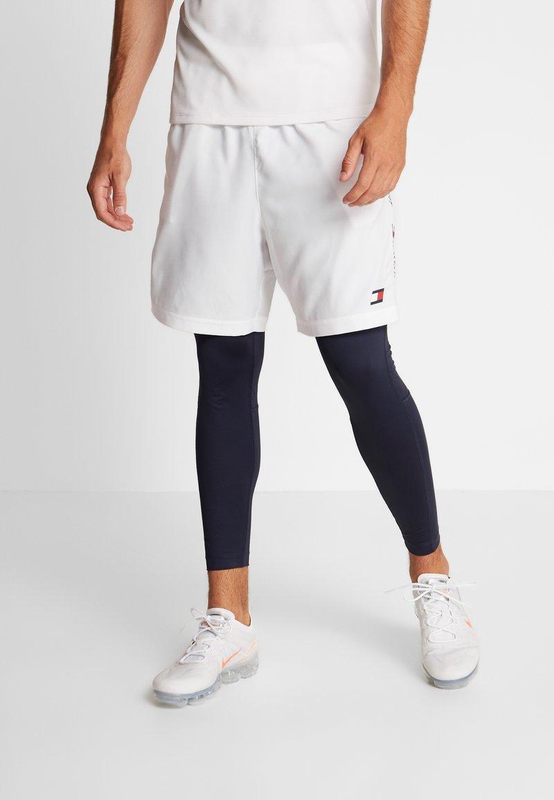 Tommy Sport - LEGGING LOGO - Leggings - sport navy