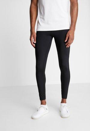 LEGGING LOGO - Leggings - black