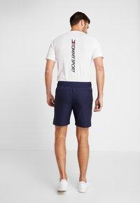 Tommy Sport - GRAPHICS SHORT - Pantaloncini sportivi - sport navy - 2