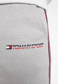 Tommy Sport - TRACK PANT - Trainingsbroek - grey heather - 5