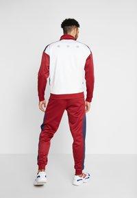 Tommy Sport - BLOCK TRACK PANT - Trainingsbroek - biking red - 2