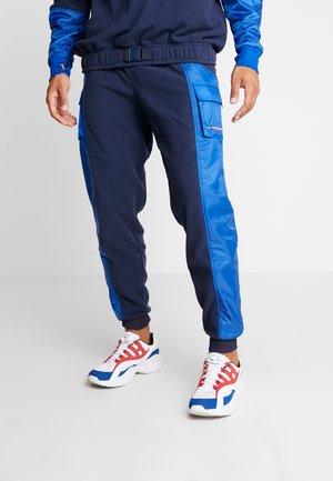 POLAR PANT CUFFED - Trousers - sport navy