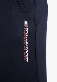 Tommy Sport - TRAINING PANT - Teplákové kalhoty - sky captain - 6