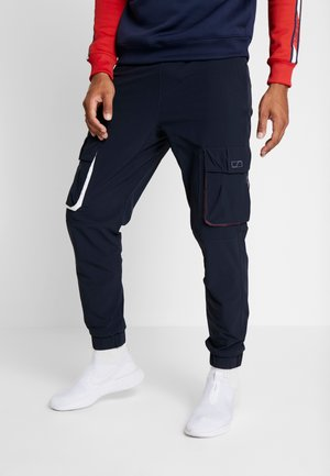 CARGO PANT - Trainingsbroek - sky captain