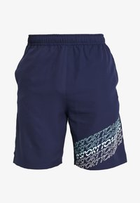 Tommy Sport - GRAPHICS SHORTS - Pantalón corto de deporte - blue - 4