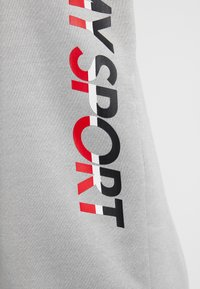 Tommy Sport - LOGO - Tracksuit bottoms - grey heather - 5