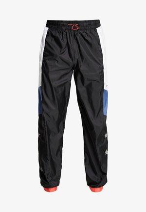 PANT CUFFED - Pantalon de survêtement - black