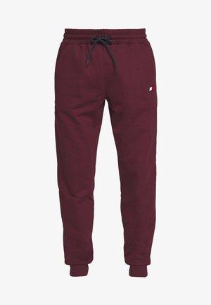 CUFF JOGGER LOGO - Pantalon de survêtement - purple