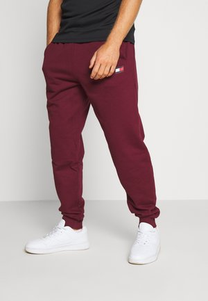 CUFF JOGGER LOGO - Trainingsbroek - purple