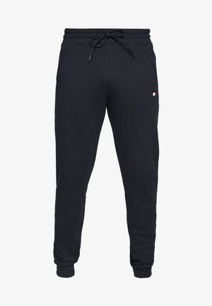 CUFF JOGGER LOGO - Trainingsbroek - blue